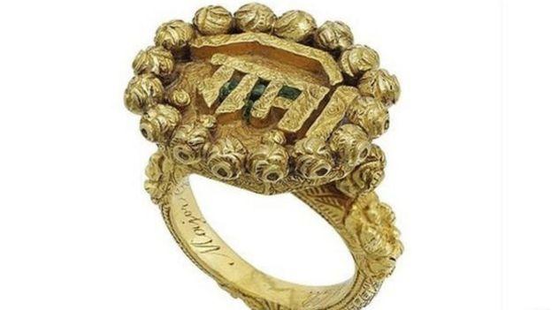 राम नाम वाली टीपू सुल्तान की अंगूठी