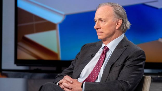 "Hedge fund billionaire Ray Dalio has said capitalism is ""now not working"""