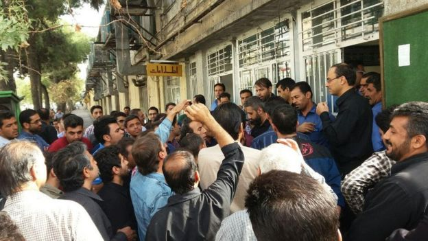کارگران شیراز