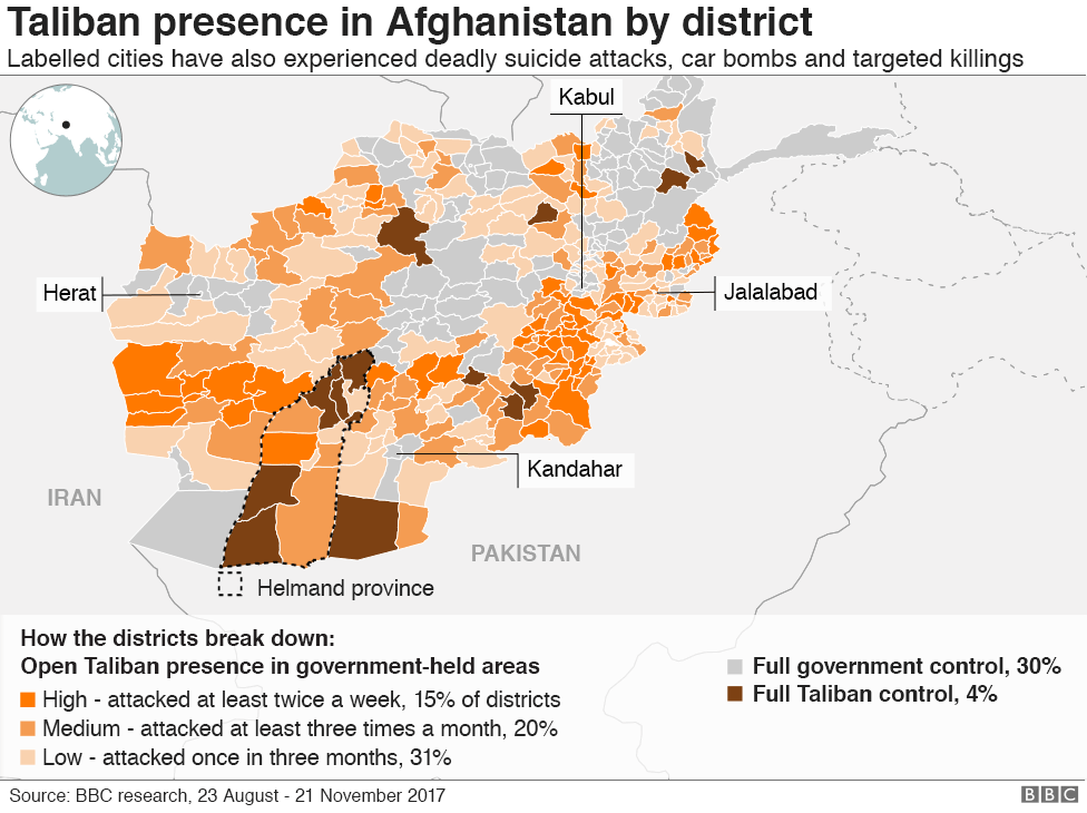 Afghanistan election: What's at stake in the parliament vote