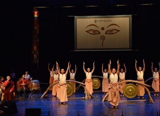蒙藏文藝活動