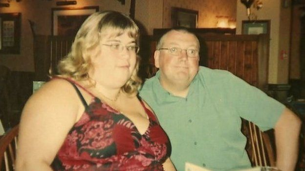Allison and Philip Heathcote