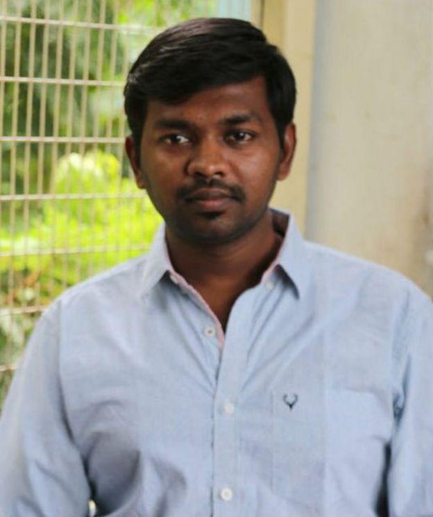 அனுவித்யாவின் சகோதரர் ஜனார்த்தனன்