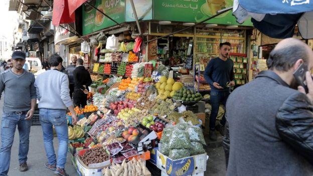دمشق، بهمن ۱۳۹۶
