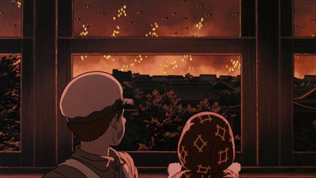 grave of the fireflies chinese