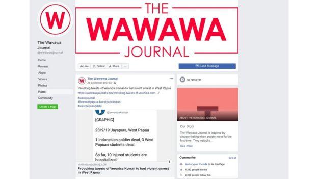 Wawana Journal