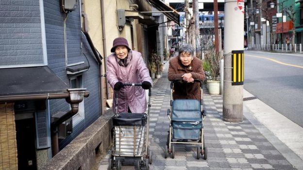 اليابان تتغير: مسنون وأجانب أكثر