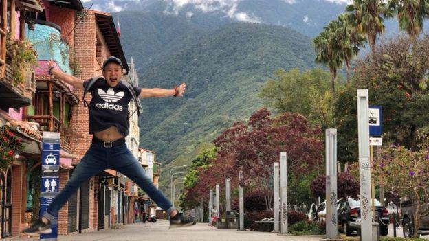 Koichiro Sawada en Mérida.