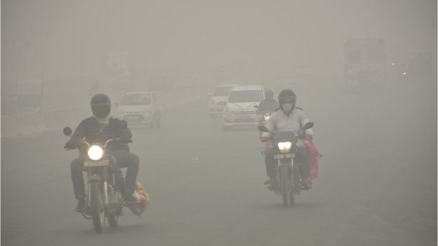 , Air pollution linked to raised Covid-19 death risk, Top Breaking News