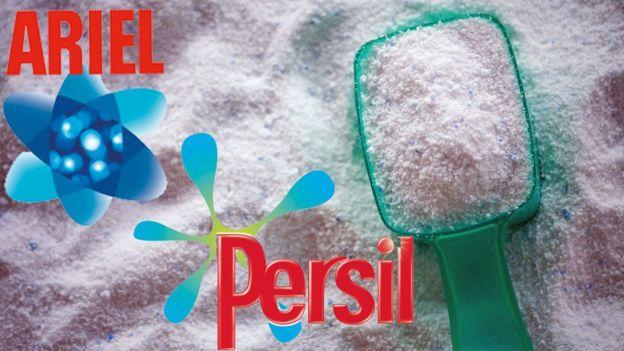 Ariel vs Persil