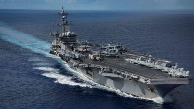अमरीकी जहाज़