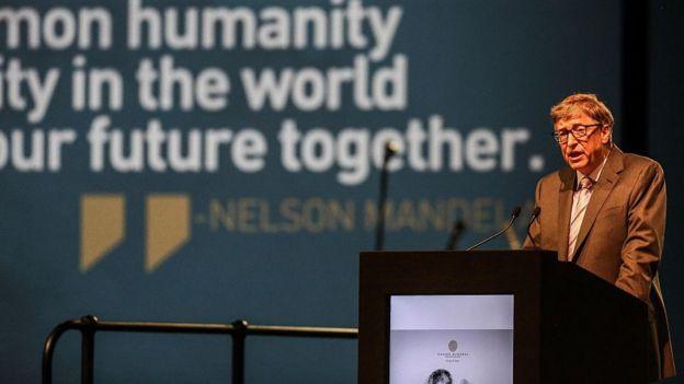"""Многие миллиардеры активно жертвуют не только значительные суммы, но и целые состояния, на благотворительность. Основатель """"Майкрософт"""" Билл Гейтс - один из самых известных """"супержертвователей"""""""