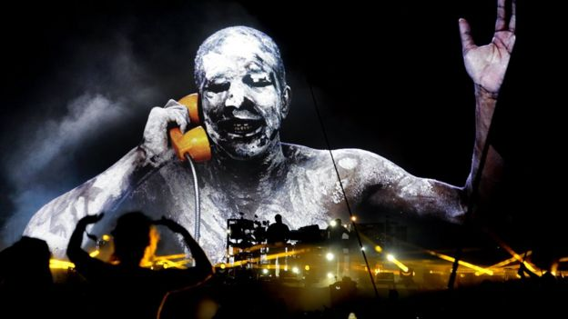 Chemical Brothers at Glastonbury