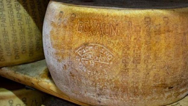 Parmigiano-Reggiano.