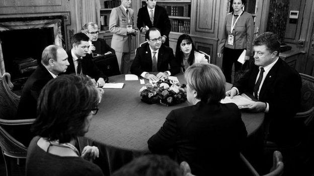 Нормандські переговори