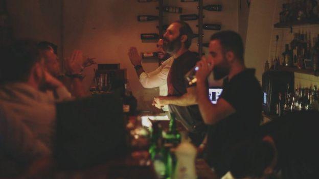 Cosette Bar Damascus
