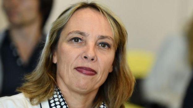 Clotilde Delbos