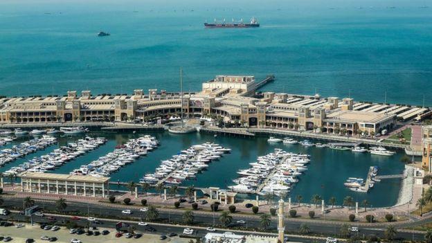 Порт Кувейта