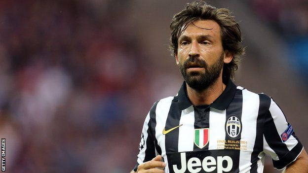 Andrea Pirlo Returns To Juventus As Under 23 Manager Bbc Sport