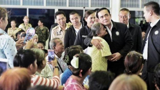 Thủ tướng Thái Lan Prayut Chan-o-cha 'hứa' sẽ tổ chức bầu cử vào tháng 2, 2019.