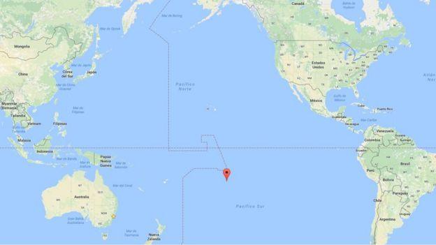polinesia francesa mapa Artisanópolis: el futurista plan de Silicon Valley para construir  polinesia francesa mapa
