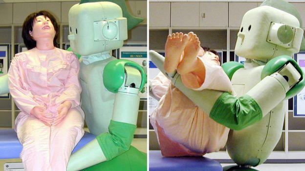 Robot Ri-Man