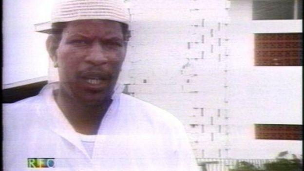 Markii uu Yasin Abu Bakr afgambiga sameeyay sannadkii 1990-kii