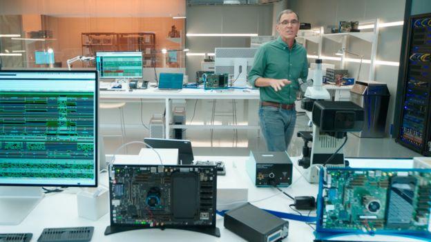 Apple labs