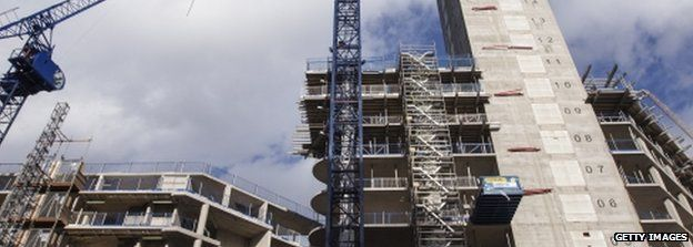 Residential development in London