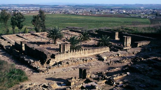 Ruínas de Medina Azahara