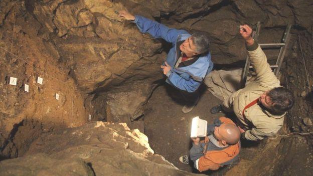 Cueva denisova.