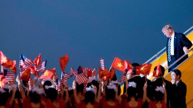 Ông Trump không ghét chế độ cộng sản ở Việt Nam?