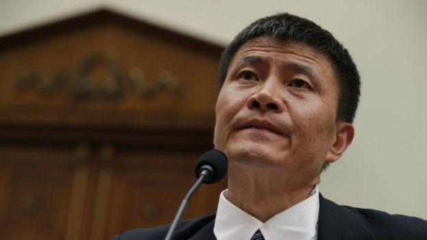 Former Tiananmen student leader Fengsuo Zhou