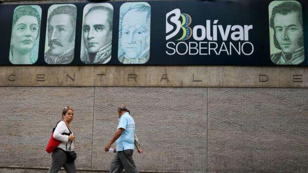 Calle en Venezuela