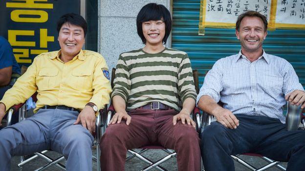 飾演司機金四福的韓國