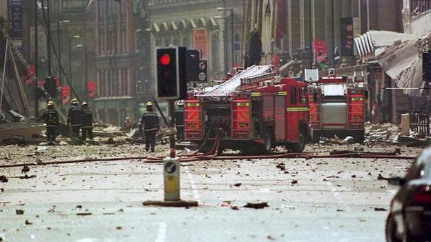 Image result for england 1996 manchester terrror