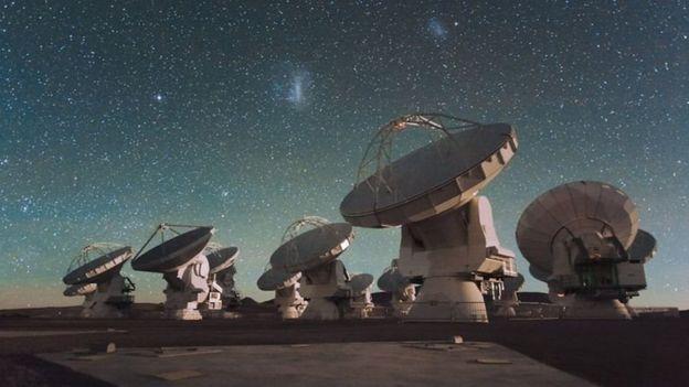 observatório Alma