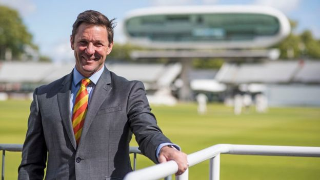 Guy Lavender, chief executive of the MCC