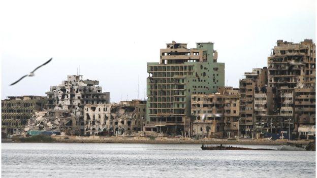 حقائق ومعلومات عن ليبيا _86708296_libya_benghazi_g