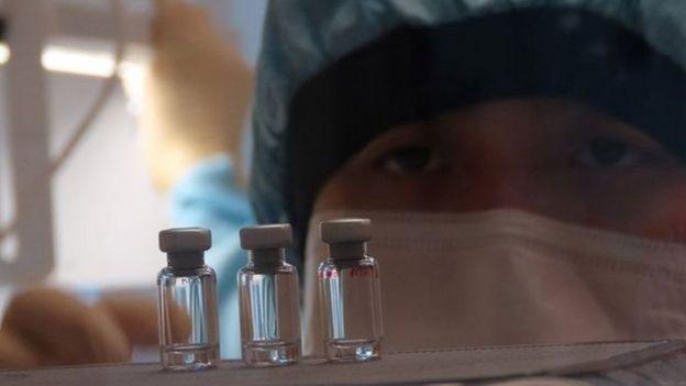 Koronavirüs aşısı çalışmaları