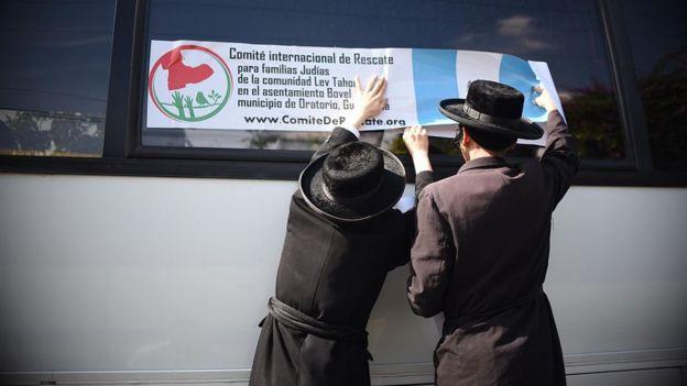 Os membros da Lev Tahor passaram por três cidades diferentes na Guatemala