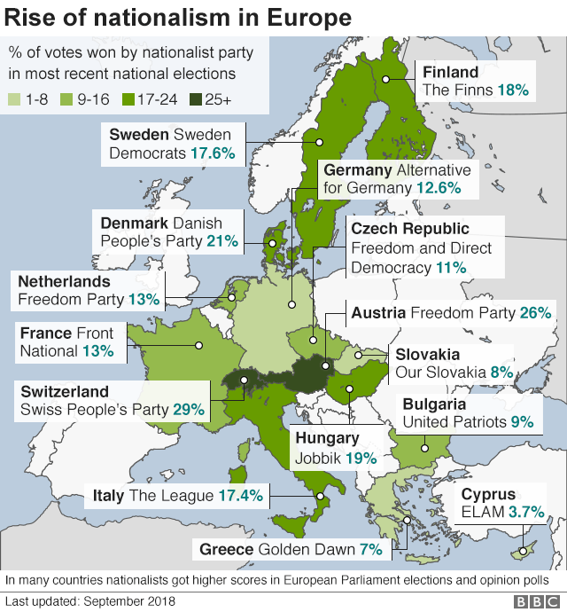 Rise of Nationalist Parties in Europe _103362396_eu_far_right_10_09_18_640map-nc