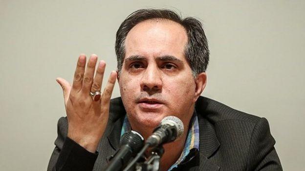 سعید شریعتی، از مشاورین میرحسین موسوی که خود دستگیر و محاکمه شد