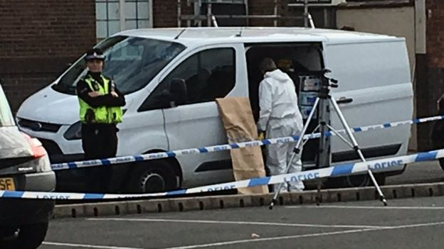 915defc70e Long Eaton attempted murder arrests  Two men questioned - BBC News