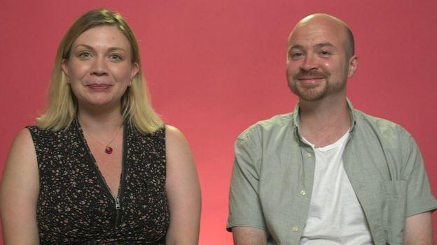 Amanda y Steve