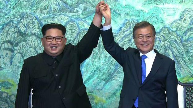 Hai lãnh đạo bày tỏ tình thân thiện