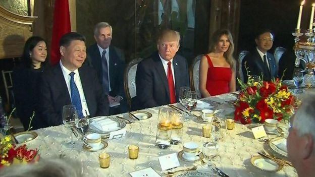 ترامب يلتقي الرئيس الصيني لأول مرة وكوريا الشمالية تتصدر المحادثات