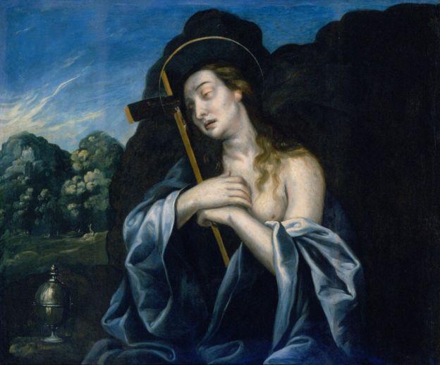 Magdalena Penitente, de Baltasar de Echave Ibia