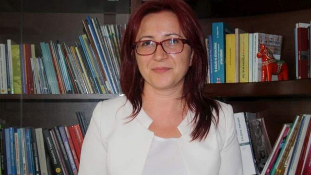 Eğitim Sen Genel Başkanı Feray Aytekin Aydoğan