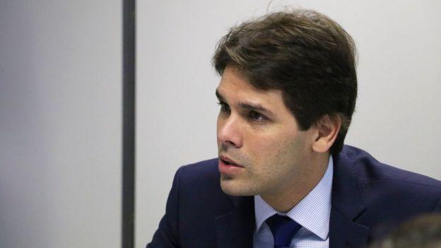 O presidente do INSS, Renato Vieira